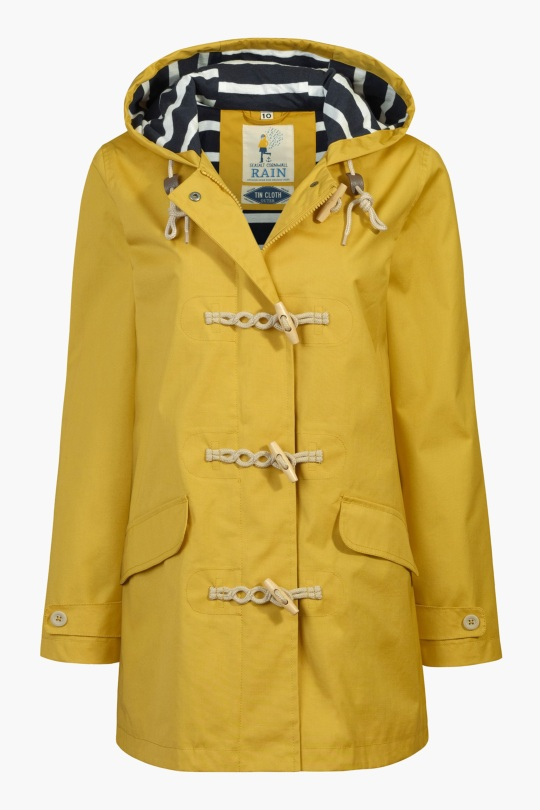 Seasalt yellow jacket